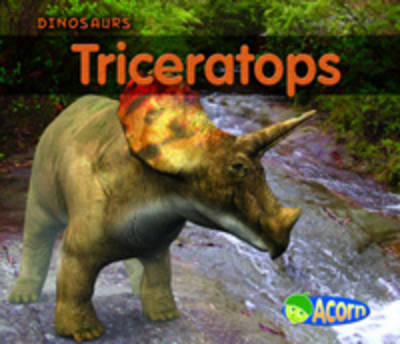 Triceratops by Daniel Nunn