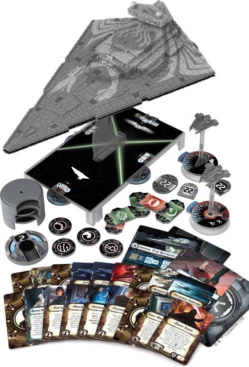 Star Wars Armada Chimaera Expansion Pack image
