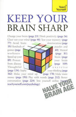 Teach Yourself Keep Your Brain Sharp by Terry Horne (Lancaster Business School, UK)