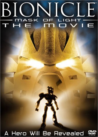 Bionicle - Mask of Light on DVD image