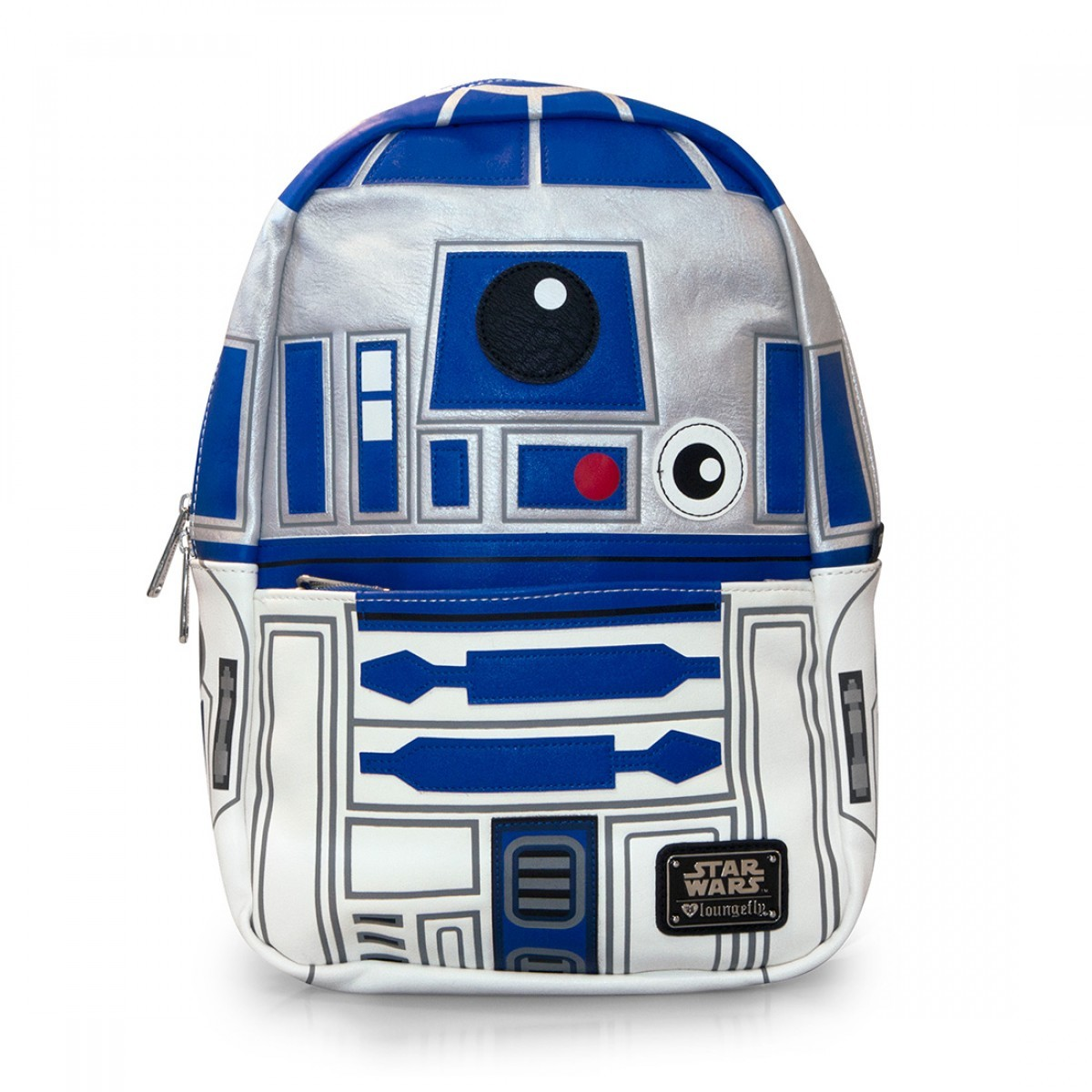 Star Wars R2D2 Faux Leather Mini Backpack image