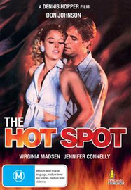 The Hot Spot on DVD image