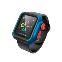 Catalyst: Impact Case for Apple Watch Series 2/3 38mm (Blue/Sunset)