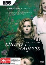 Sharp Objects: Season 1 on DVD