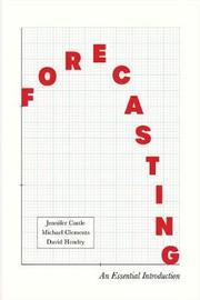 Forecasting by David Hendry