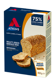 Atkins Low Carb Breadmix 400g