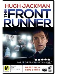 The Front Runner on DVD