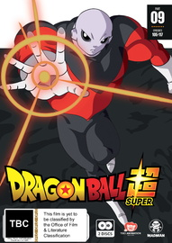 Dragon Ball Super Part 9 (Eps 105-117) on DVD