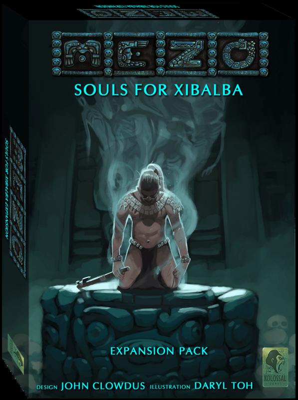 Mezo: Souls for Xibalba - Expansion