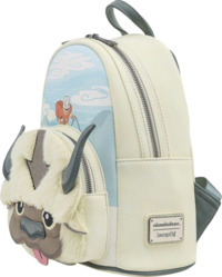 Loungefly: Avatar - Aang Appa Cosplay Plush Mini Backpack