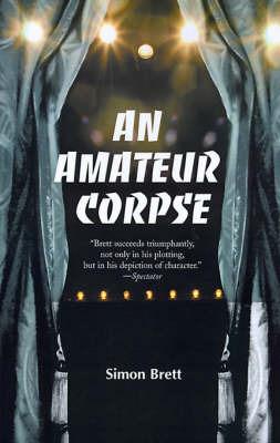 An Amateur Corpse by Simon Brett image
