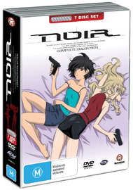 Noir Collection (7 Disc Fatpack) on DVD image