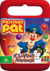 Postman Pat - Clowns Around! on DVD