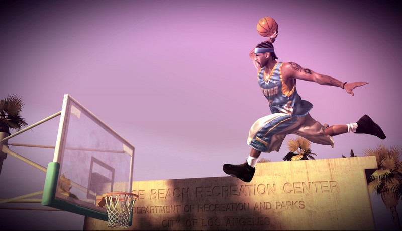 NBA Street Homecourt for PS3 image