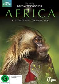 Africa on DVD