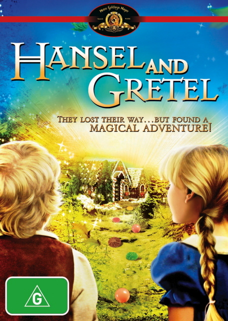 Hansel And Gretel on DVD