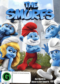 The Smurfs on DVD