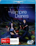 The Vampire Diaries - The Complete Third Season on Blu-ray