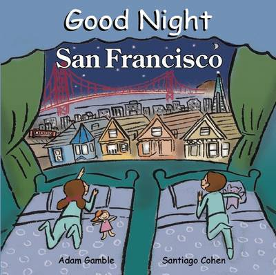 Good Night San Francisco by Adam Gamble