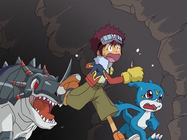 Digimon: Digital Monsters - Season 2 Collection on DVD image