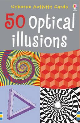 50 Optical Illusions by Sam Taplin