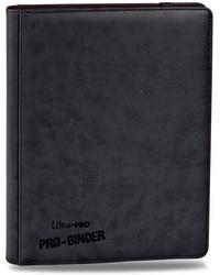 Ultra Pro: Premium 9-Pocket Pro-Binder - Black