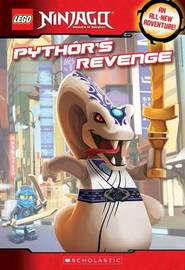 Pythor's Revenge (Lego Ninjago: Chapter Book) by Meredith Rusu