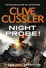 Night Probe! (Dirk Pitt #6) by Clive Cussler image