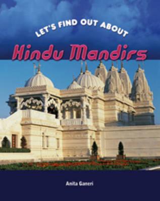 Hindu Mandirs by Anita Ganeri