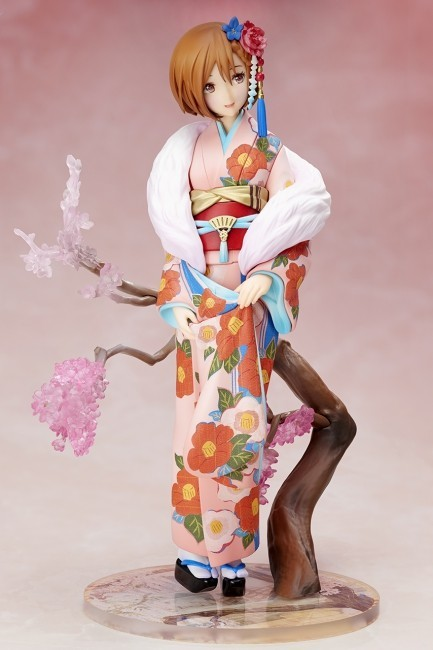 Vocaloid: Meiko Hanairogoromo Figure (1/8) image