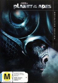 Planet Of The Apes (2001) - Definitive Edition (2 Disc Set) on DVD image