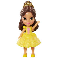Disney Princess: My First Mini Toddler Doll - Belle (Yellow Dress)