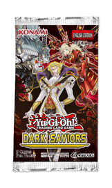 Yu-Gi-Oh! Dark Saviors Single Booster