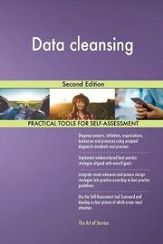 Data Cleansing Second Edition by Gerardus Blokdyk image