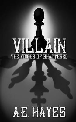 Villain   A E Hayes Book   Buy Now   at Mighty Ape NZ