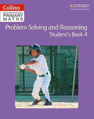 Problem Solving and Reasoning Student Book 4 by Collins