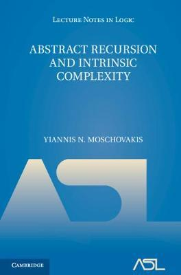 Abstract Recursion and Intrinsic Complexity by Yiannis N. Moschovakis