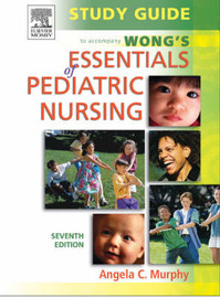 Wong's Essentials of Pediatric Nursing: Study Guide by Angela C. Murphy image