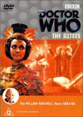 Doctor Who (1964) - The Aztecs on DVD