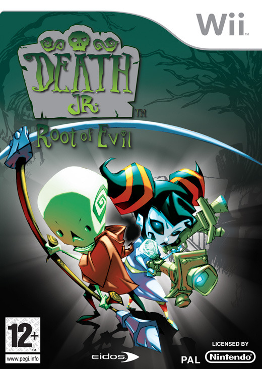 Death Jr. Root of Evil for Wii