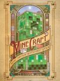 Minecraft Computronic Wall Poster (1) (263)