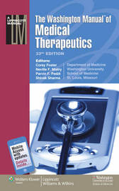 The Washington Manual of Medical Therapeutics image