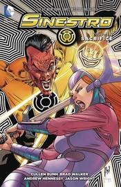 Sinestro TP Volume 2 Sacrifice by Cullen Bunn