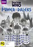Doctor Who: Power of the Daleks DVD
