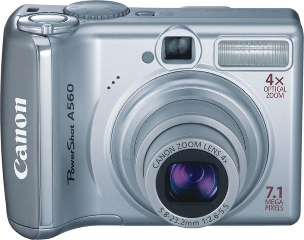 Canon CANON CAMERA POWERSHOT A560 (7.1MP) image