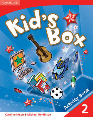 Kid's Box 2 Activity Book by Caroline Nixon image