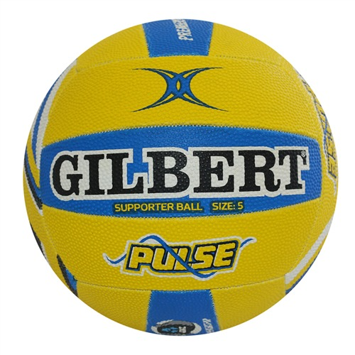 Gilbert ANZ Premiership Pulse Supporter (Size 5)