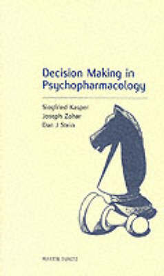 Decision Making in Psychopharmacology by Siegfried Kasper image