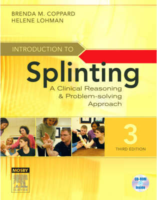 Introduction to Splinting by Brenda M Coppard