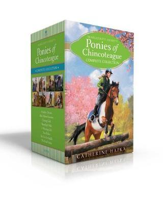 Marguerite Henry's Ponies of Chincoteague Complete Collection by Catherine Hapka